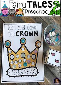 Fairy Tale Lessons and Activities for Preschool Alphabet Activities Kindergarten, Rhyming Activities, Kindergarten Rocks, Preschool Kindergarten, Preschool Ideas, Nursery Rhymes Preschool, Teach Preschool, Children Activities, Daycare Ideas