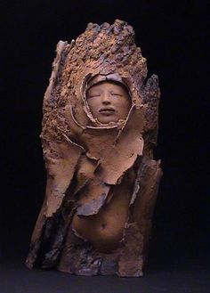 ☥ Figurative Ceramic Sculpture ☥  Marika Baumler
