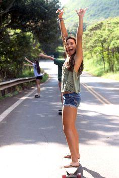 #skatergirl #skateboard