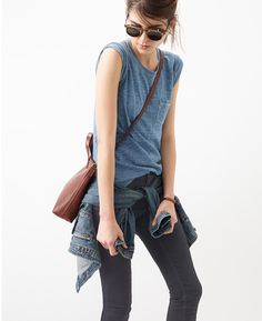 57 trendy glasses outfit casual my style Looks Street Style, Looks Style, Looks Cool, Style Me, Girl Style, Simple Style, Fashion Mode, Tomboy Fashion, Look Fashion