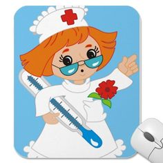 The celebration of National Nurses Week is held yearly and opens on May which is the official National Nurses Day, and continues through May. Bipolar Children, Nurse Clip Art, Nurse Appreciation Day, Nurse Cartoon, Nurses Week, Nursing Students, Nursing Schools, Student Nurse, Pediatric Nursing