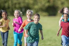 Trying to get kids to run? Here are some fun running games that are always popular with kids.: Capture the Flag