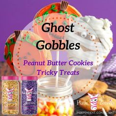 Sprinkles Recipe, Pink Zebra Home, Pink Zebra Sprinkles, Scented Wax Melts, House Made, Peanut Butter Cookies, Smell Good, Winter Food