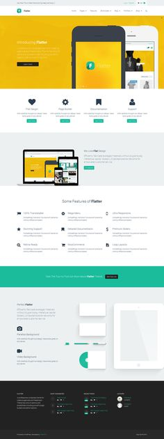 Theme for Your Creativity by WordPress Design Awards, via Behance