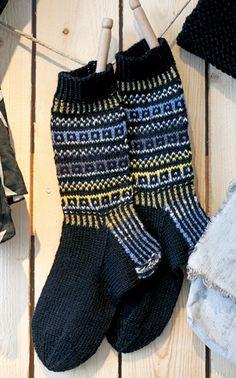 Мужские носки с орнаментом.. Обсуждение на LiveInternet - Российский Сервис…