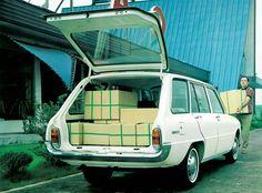Mazda 1200 Wagon '1967–77