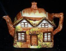 Vtg PRICE Kensington YE OL COTTAGE Ware Pottery Cottageware TEAPOT Made England