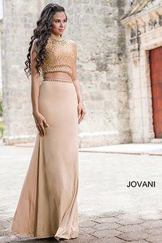 Mikalla Charcoal Bow Prom Dress
