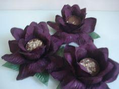 Forminhas para doces finosObra de Arte: Luxo de forminhas!!!!