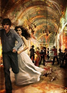 The Trylle Trilogy by Amanda Hocking – Elora's Gallery (Art by Odessa Sawyer)