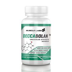 Deccabolan Muscle Gain and Recovery Supplements For Muscle Growth, Best Muscle Building Supplements, Supplements For Women, Weight Loss Supplements, Gain Muscle, Build Muscle, Hard Workout, Workout Plans, Workout Ideas