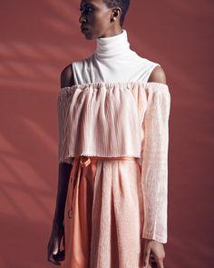 RICH MNISI - Lookbook Ruffle Blouse, Tops, Women, Fashion, Moda, Women's, Fashion Styles, Woman, Fasion