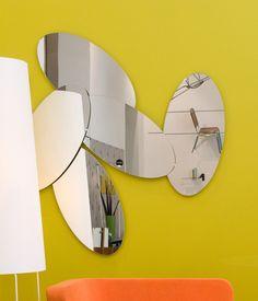 The TURN mirror designed by Franz Maurer