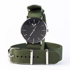 Collezione orologi Barbosa, stile vintage e colori di tendenza.Scegli il tuo abbinamento preferito.