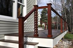 38 Best Cable Railing Deck Images In 2014 Cable Railing