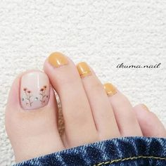Mani Pedi, Pedicure, Beauty Nails, Hair Beauty, Feet Nail Design, Kpop Hair, Feet Nails, Gorgeous Feet, Nail Arts