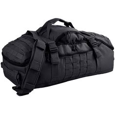 The Red Rock Outdoor Gear Traveler Duffle Bag is a hybrid between a tactical backpack and a piece of luggage. At a capacity of 55 liters it can carry the essentials well past 72 hours. $79.99-Free Fast Shipping! Gear Bags Traveler Duffle Bag,