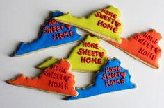 Home Sweet Home: Virginia Cookies