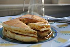 """My kids love pancakes, and I mean """"would-eat-them-every-day"""" love them. I know they are not alone. Prepared baking mixes may make whipping up a batch of pancakes a snap, but you can make your own pancake mix at home and they are even better – light, fluffy and melt-in-your mouth delicious. I guarantee pancakes made …"""