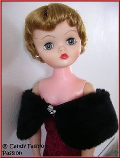 Who Made Candy Fashion Doll My Vintage Candy Fashion doll