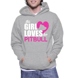 Yoo guys, this beautiful girl loves her pitbull, do you love her or her Pitbull? :-P TIP: SHARE it with your friends, order together and save on shipping! This Exclusive Tshirt design is ONLY sold her