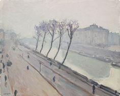 Albert Marquet - Quai des Grands-Augustins (1906)