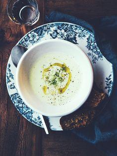 Leek Soup - Bowls of Goodness!