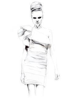 Fashion shows (2010) - Caroline Andrieu