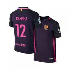 c7547a6b3c9 16-17 Cheap Barcelona Away  12 Rafinha Replica Shirt  H00430  Fc Barcelona