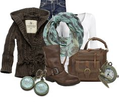 """""""Romantic Country"""" by jewhite76 ❤ liked on Polyvore. ONE OF MY FAVS:)"""