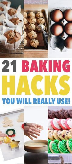 21 Baking Hacks Your Will Really USE!!!