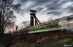 Train in Ostrava, Czech Czech Republic, Industrial, Train, Places, Photography, Beautiful, Fotografie, Photograph, Photo Shoot