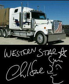 Western Star...signed 2013 Oregon Zoo