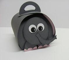 Curvy Keepsake Box Elephant 001