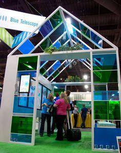 Corner Exhibition Stands Quiz : Exhibition stands custom designed modular exhibits