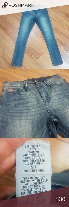 596f831deed Lee cooper skinny jeans Excellent condition lee cooper jeans. Super comfy ! Lee  Cooper Jeans Skinny