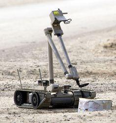 Des soldats qui développent des sentiments envers leurs robots.