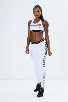 Labellamafia Army Top – DXHIVE Vanity Top only! We have the matching legging in stock. Color: White and Gold 84% POLYAMIDE 16%ELASTANE #dxhivevanity#labellamafia#sportandfashion#pants#sportswear#casualwear#labellamafialeggings#legging#sport#fitness #fitnessgirl#topleggings#whiteandgoldlegging #lbmarmy#armylegging#lbmarmytop#leggingforgym#leggingforyoga#yoga#gym#sexygirl#gymsportswear#yougawear#whitegoldtop