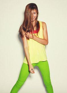 neon, brights, color