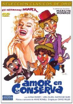Amor en conserva (1949) [Dvdrip Español] [Comedia] – Mega Colecciones
