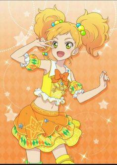 Aikatsu Stars Yuzu