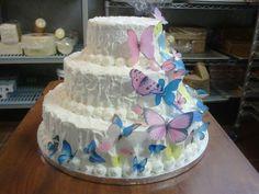 BEN AND JERRY'S ICE CREAM WEDDING CAKE!!!!!