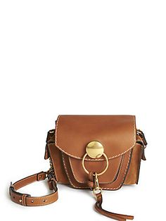 Chloé Jodie Small Leather & Suede Camera Bag 0400089009564 Be The First to Write a Review Color:Caramel Pre-Order Expected ship date no later than: 05/15/2016 AED 7861.99