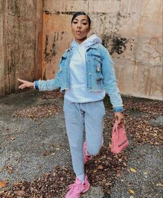 Tomboy Fashion, Teen Fashion Outfits, Fashion Killa, Streetwear Fashion, Swag Fashion, Retro Fashion, Chill Outfits, Cute Casual Outfits, Girly Outfits