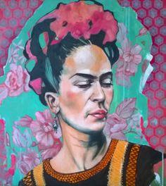 Elčeko - obrazy #Frida