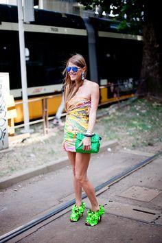 heels shoes | #fashion #streetstyle | http://lkl.st/1wXvk2e | See more on https://www.lookli.st #Looklist