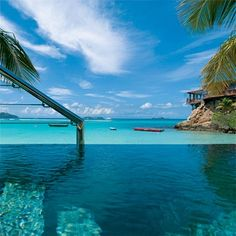 Can't wait to spend our 1 year here at Eden Rock in St. Bart's