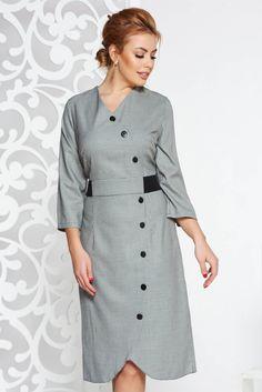 Kurti, Model, Plus Size, Shirt Dress, Black And White, Fit, Shirts, Dresses, Design