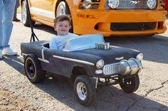 Gasser-Bel``Air-'55 Peddle-car