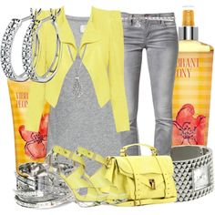 A fashion look from April 2013 featuring slim shirt, yellow blazers and slim skinny jeans. Browse and shop related looks. Mustard Yellow Sweater, Yellow Blazer, Spring Fashion, Fashion Looks, Skinny Jeans, My Style, Sweaters, Polyvore, How To Wear